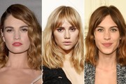 The Most Stylish Medium-Length Hairstyles