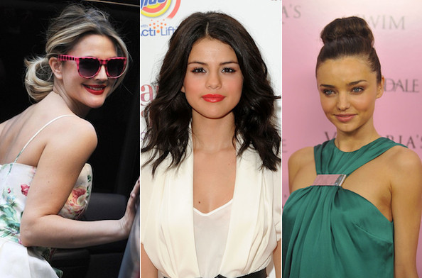 Celebrities Hairstyles: Hairstyles For Round Faces