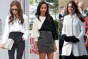 You Voted - The Top 10 Chicest Black & White Outfits