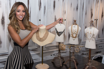 Melissa Gorga Launches a Jewelry Collection for HSN