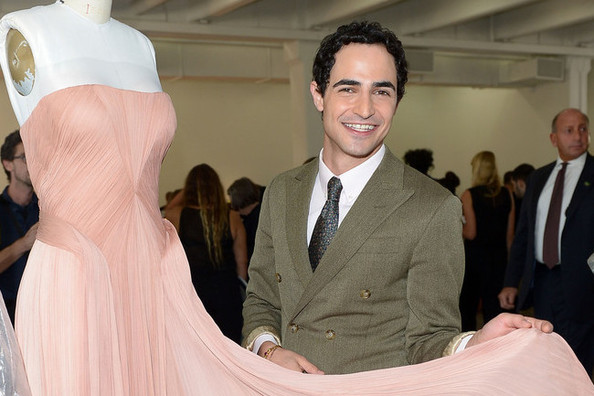 Zac Posen to Design for Brooks Brothers, Kate Hudson Joins Instagram,