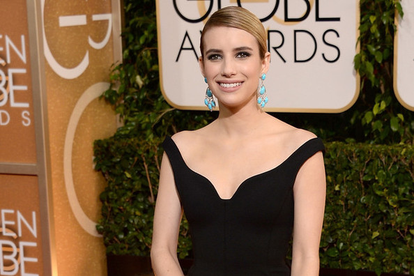 See Who Wore What to the 2014 Golden Globes