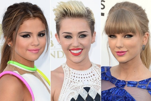 The Best Hair & Beauty Looks at the 2013 Billboard Music Awards