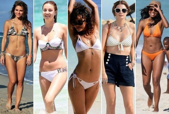 Celebrity Inspired Beachwear For Summer