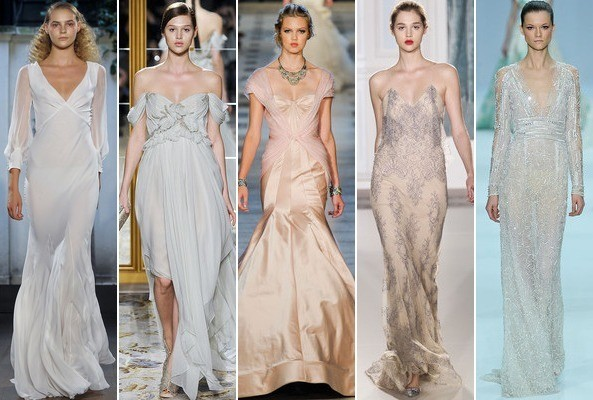 Angelina Jolie's Wedding Dress Possibilities