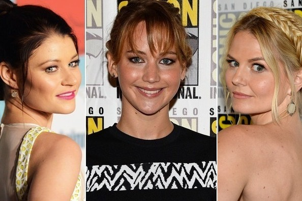 The Best Hair & Makeup at Comic-Con 2013
