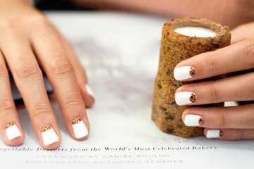 Sips and Tips: The Cookie Shot and The Milky Way Mani