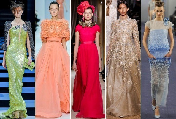 Best of Couture Week Spring 2012