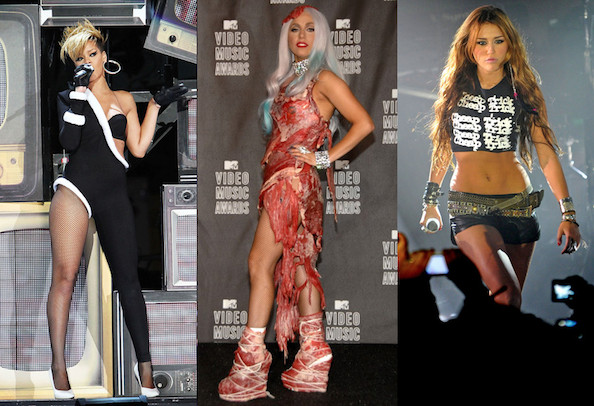 The Most Outrageous Outfits of 2010