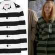 A Striped Coat Like Jayma Mays' on 'Glee'