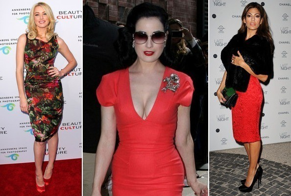 Total Betty - Fashionistas Embrace 'Mad Men' Style