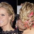 Brooklyn Decker's Wavy Updo