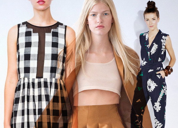 Spring 2014 Trends to Try Right NOW
