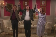 John Stamos and Julianne Moore Perform an Unforgettable Taylor Swift Soap Opera with James Corden