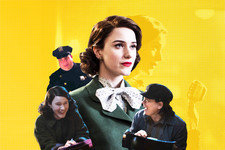 Reliving Our Favorite 'The Marvelous Mrs. Maisel' Moments Ahead Of Its Season 2 Premiere
