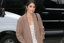 If You Think Beige Is Boring, Nikki Reed's Outfit Will Change Your Mind
