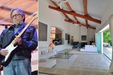 Eric Clapton Sells Dreamy South of France Estate