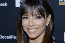 Eva Longoria Has Bangs Now