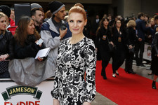 Jessica Chastain Stuns at the Empire Awards