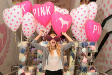 Victoria's Secret Models Are Really Excited about Bras