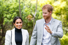 Prince Harry Gushed About Meghan Markle's Pregnancy During The Invictus Games