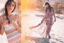 Alessandra Ambrosio Launches a Sexy, Boho Clothing Line