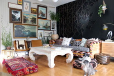 This Insta-Famous Boho Home Is Now An Airbnb