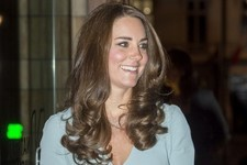 Kate Middleton's Blue Gown
