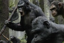 Zimbio Flash Film Review: 'Dawn of the Planet of the Apes'