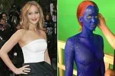 First Look: Jennifer Lawrence Is the 'Vengeful' Mystique in the Upcoming 'X-Men: Days of Future Past'