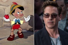 Robert Downey Jr.'s Live-Action 'Pinocchio' Just Got Very Interesting