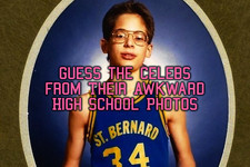 Can You Guess the Celebrities from Their Awkward High School Photos?