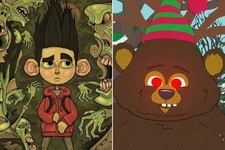 Scary Animated Movies & TV Shows That Will Scar You For Life
