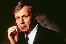 William B. Davis, The Smoking Man, Will Return to 'The X-Files'