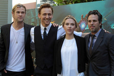 Scarlett Johansson's Celebrity Friends
