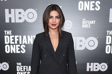 Look of the Day: Priyanka Chopra's Tailored Style