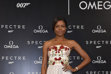 Look of the Day: Naomie Harris' Flirty Florals