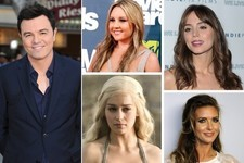 Seth MacFarlane's Impressive Roster of Ex-Girlfriends