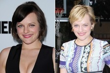'Mad Men' Star Elisabeth Moss Is a Blonde Again!