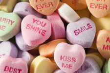 Can We Guess Which Candy Sweetheart Saying Sums Up Your Valentine's Day?