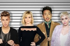 Which Celebrity Would You Get Arrested With?