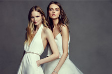 Edgy and Elegant Wedding Suits for the Alternative Bride