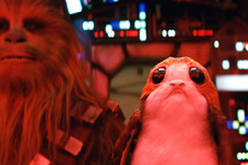 All I Want for Christmas Is a Porg, and the World Is With Me