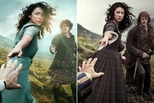 5 Key Differences Between the Old 'Outlander' Poster and the New One