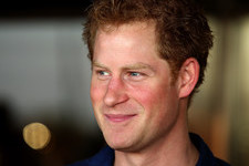 Prince Harry Looks Dashing at a Polo Match