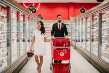 This Couple Kept It Real And Took Their Wedding Photos At Target