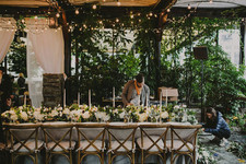 A Rooftop Dinner Party at Gallow Green