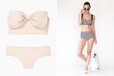 Kate Spade New York Launches a Swim Line