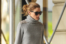 Get the Look - Olivia Palermo's Oversize Shades