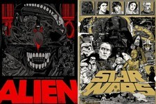 Feast Your Eyes: Mondo's 'Alien' & 'Star Wars' Posters